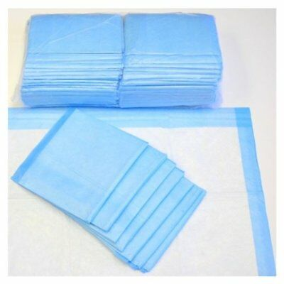 200 23x23 PET POTTY WEE WEE TRAINING UNDERPADS PADS