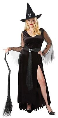 California Costumes Rich Witch Women Plus Size Costume 01778
