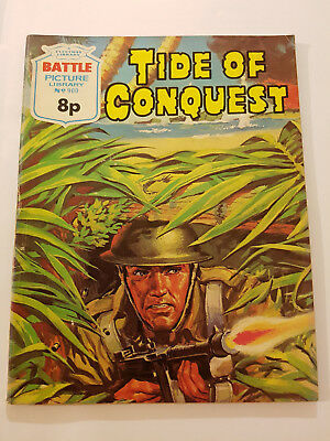 "Battle Picture Library Comics (Issue No. 900 ""Tide of Conquest"")"