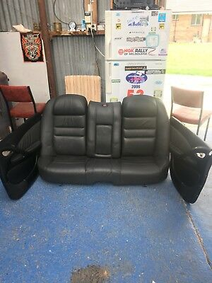 Vy Berlina Rear Leather Seats