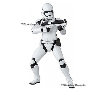 STAR WARS Episode VII 1st Bestellung Stormtrooper S.H. Figuarts Action Figure