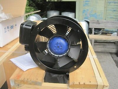 Systemair Cased Axial Extractor Fan AR SILEO 200 E2 230v NEW BOXED warranty