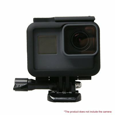 Protective Frame Housing Case Shell Mount with Base & Screw For GoPro Hero 5 NK