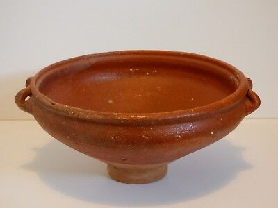 Very Fine East Greek Hellenistic Pottery Skyphos 5th-3rd cent BC