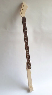 3-String Cigar Box Guitar Neck