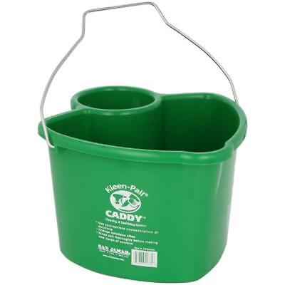 KP550GN Kleen-Pail Buckets Commercial Cleaning Caddy Only, Green