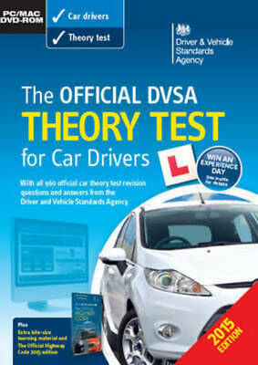 The official DVSA theory test for car drivers by Great Britain (DVD-ROM)