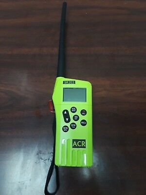 ACR SR203 GMDSS Survival Radio with Lithium Battery