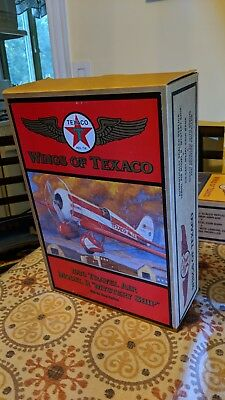 "1930 Travel Air Model R ""Mystery Ship Wings Of Texaco Brand New Mint Must See!"
