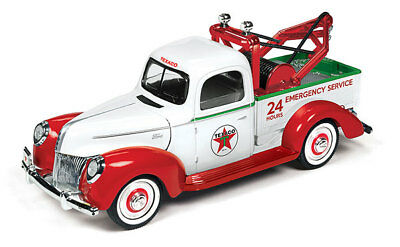 Round 2 CP7321 1:18 Texaco - 1940 Ford Wrecker - 3rd in the USA Series