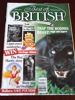 Best Of British. July/august. 1995.
