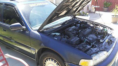 1991 Honda Accord EX 1991 Honda Accord EX 2.2L I4 16V Automatic Sedan