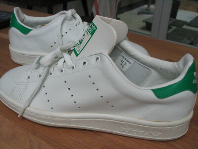NEW VINTAGE ADIDAS STAN SMITH made in France mint condition eighties collection
