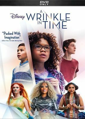 A Wrinkle in Time DVD 2018 - Disney - Fast Shipping!