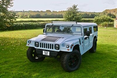 Hummer H1  2000. £1000s spent! Many extra's & upgrades Low Miles Humvee American