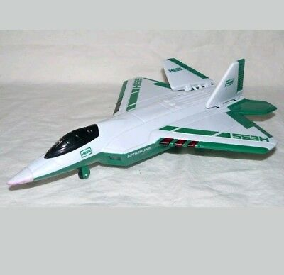 2010 Hess Truck Replacement JET PLANE Working Lights And Sounds Fueling Airplane