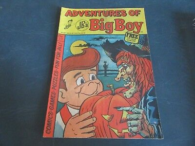 Adventures of Big Boy #20 Great Halloween Cover! High Grade! VF/NM  Lot 18-46