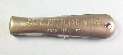 Star Bottling Works Over-The-Top Opener and Corkscrew