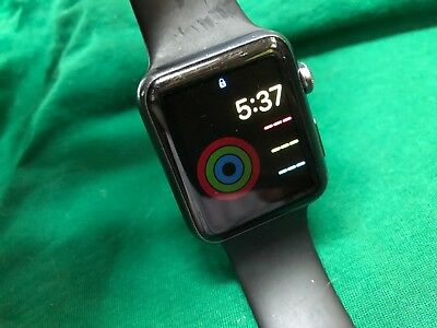 Apple Watch Sport Aluminum 42mm 1st Generation