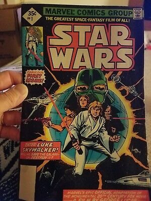 Star Wars #1 (Jul 1977, Marvel)
