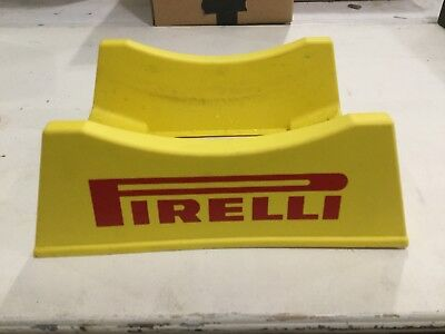 Pre-owned PIRELLI Tire and Wheel Display Stand