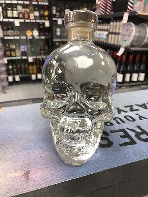 Crystal Head Vodka 700mL ea - Spirits - Origin Canada