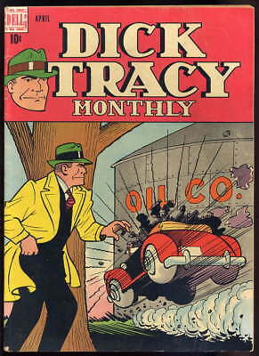 Dick Tracy Monthly 4 .......... 4.0