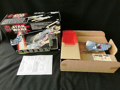 Anakin Skywalker's Podracer  Star Wars Episode 1  Hasbro