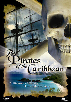 Real Pirates of the Caribbean DVD (2006)