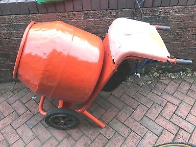 Belle Cement Mixer 240 Volt
