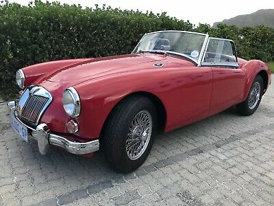 1961 MGA 1600 ROADSTER - Totally rust free, Nothing to spend !!!