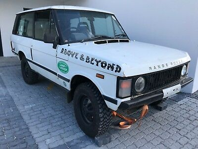 1970s RANGE ROVER 3 DOOR, No rust whatsoever, Low Miles