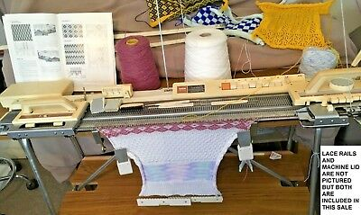 Brother Kh 710 Knitting Machine In Good Working Order
