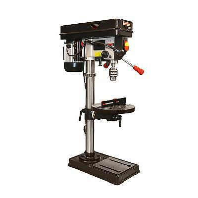 """Craftsman 12"""" Drill Press with Laser and LED Light Mechanic Machine Shop NEW!"""
