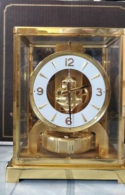 Vintage Jaeger Le Coultre Atmos Clock (for repairs) 526-5