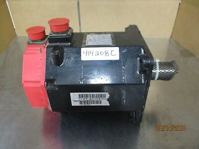 Ge Fanuc Servo Motor #914208C Mod:a12/3000 Speed:3000  New
