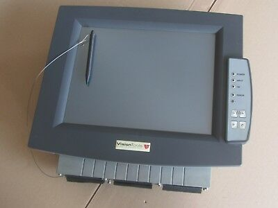 VisionTools Industrial PC C15-N10F-D1860 Industrie PC Touch Panel Vision Tools