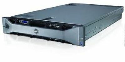 Dell Poweredge R710 8 Core Server 2X X5550 2.67Ghz 72Gb Ram 2X 450Gb Sas Rails