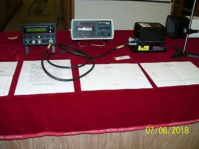 Newport Model 2010M ECDL 1310 nm Tunable! ~7 mW  Tested and Working Properly!