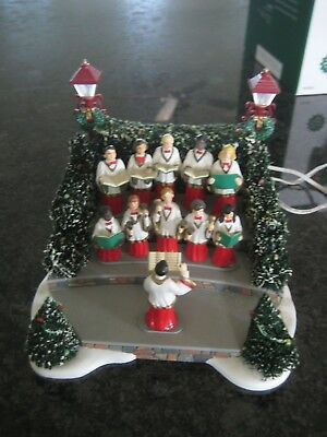 "Dept 56 Village Animated ""Holiday Singers"" 52505"