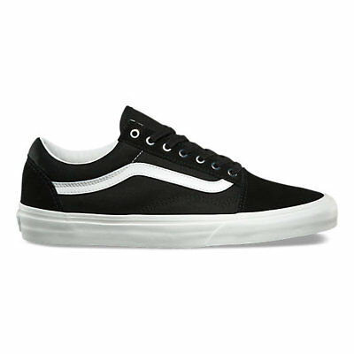 Vans Old Skool Snake Black White Men's 6 Women's 7.5 Skate Shoes New Classic