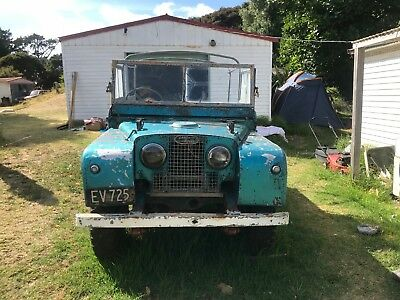 Land Rover Series 1 80 inch 1953