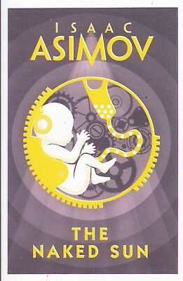 The Naked Sun, Isaac Asimov, Paperback Book
