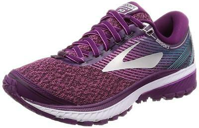 247b787dc21a2 Brooks Women s Ghost 10 Purple Pink Teal 10 B US B ...