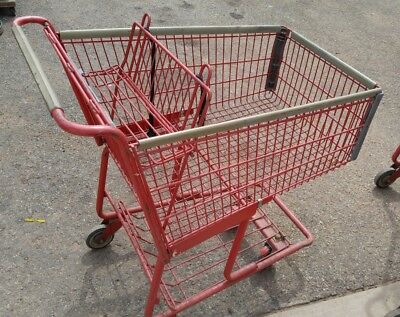 Shopping Carts Full Size Good Condition