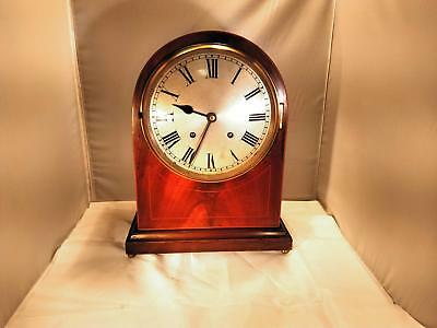 Stunning German Large Bracket Clock With Chimes By H.A.C Wurttemberg G.W.O