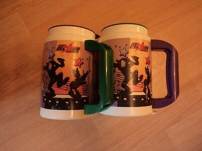 Trinkbecher von Walt Disney World All Star Resorts Filme (aus Kunststoff)