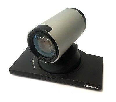 Cisco Tandberg Edge MXP TTC8-01 Video Conferencing Precision HD Camera CTS-PHD-S