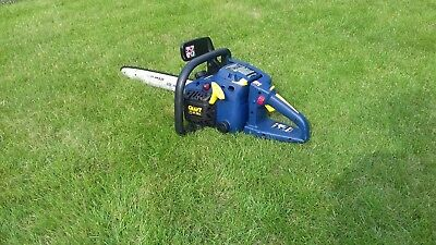 Petrol chainsaw power craft pc40 good condition