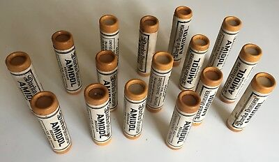 Darko Developer Amidol vintage photographic processing powder, 16 containers
